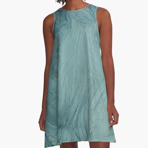 Sunken Memories II A-Linien Kleid