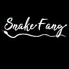 Snake Fang - White Version by NotEleven