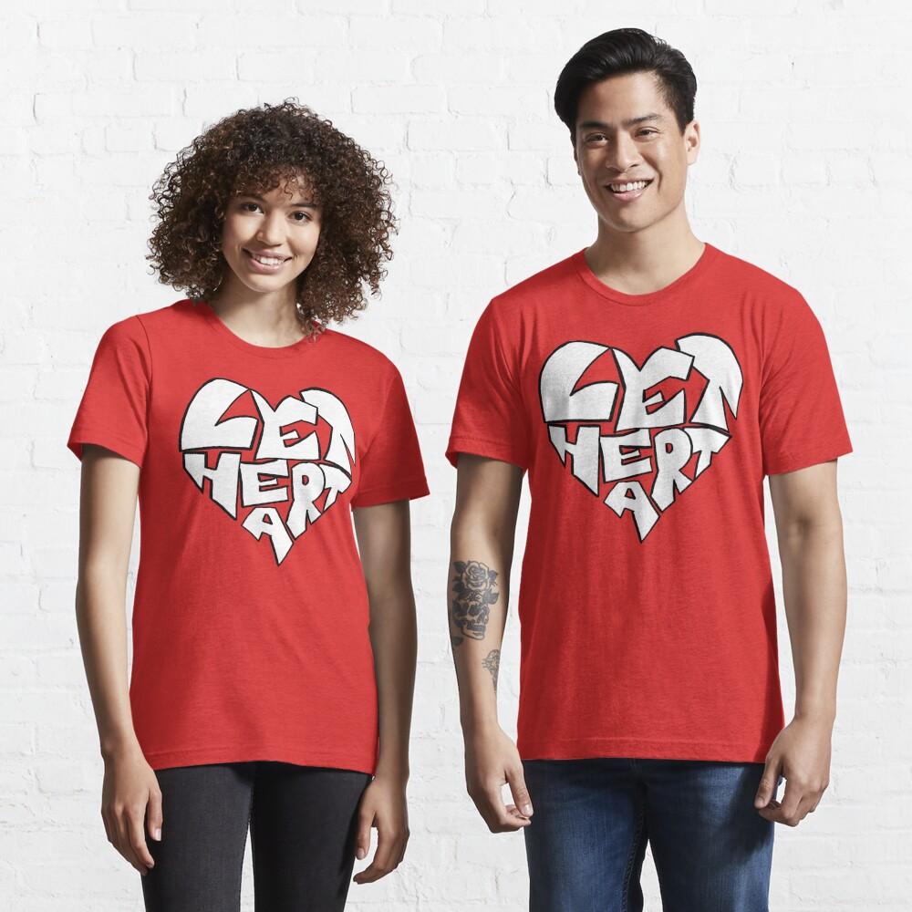 Let Heart Essential T-Shirt