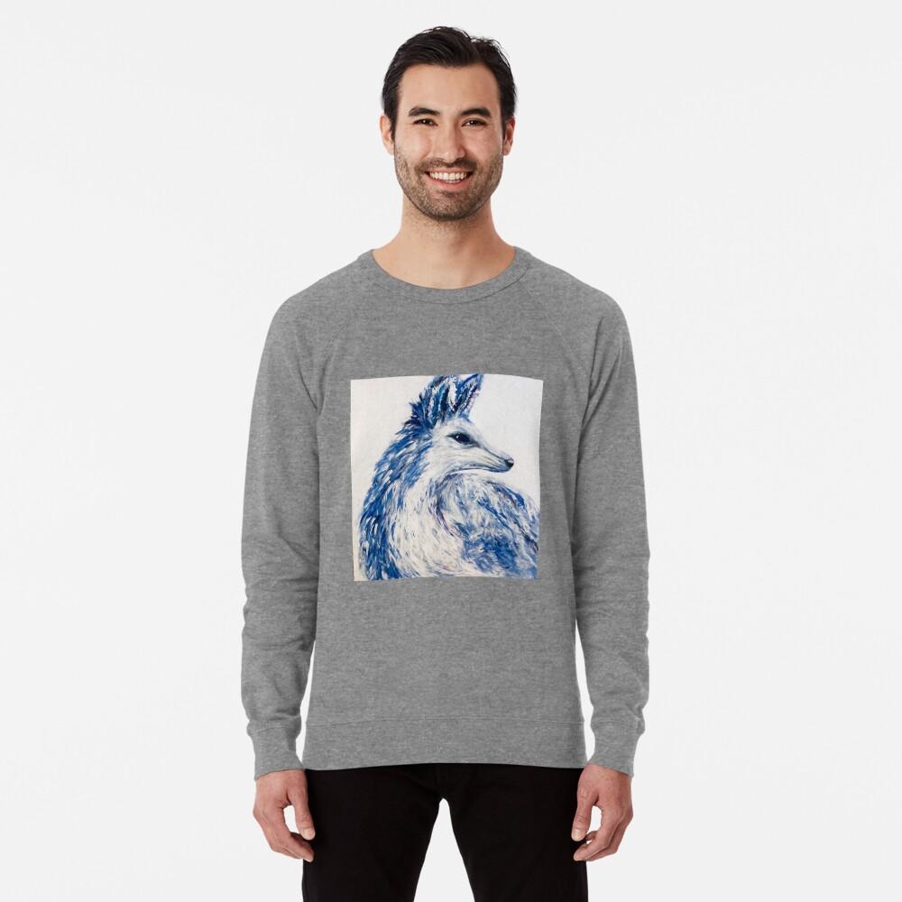 Inverted Arctic Fox Lightweight Sweatshirt