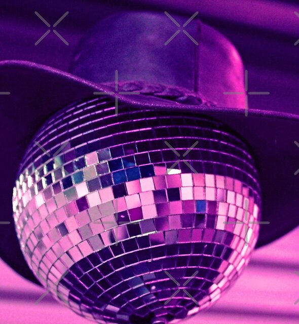 Keith's Disco Hat by TeAnne
