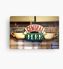 central perk cafe Metal Print