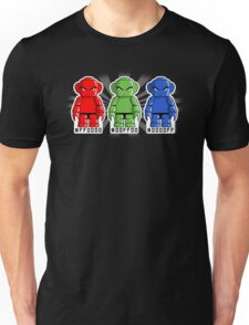 R, G and B T-Shirt