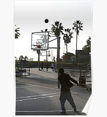 hoops Poster