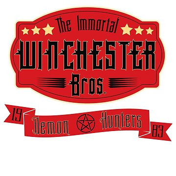 Immortal Winchesters by fixedinpost