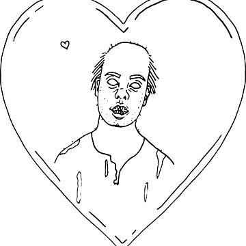 Zombie Heart by voitaro