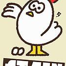 Splatfest 2 Team Chicken v.1 by KumoriDragon