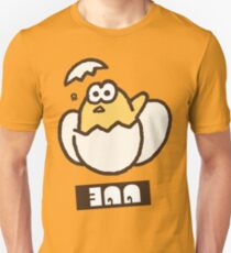 Camiseta unisex Splatfest 2 Team Egg v.1