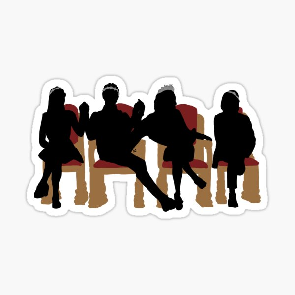 The Magicians, Kings and Queens of Fillory Sticker