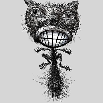 Frazzled Cat by Lefrog