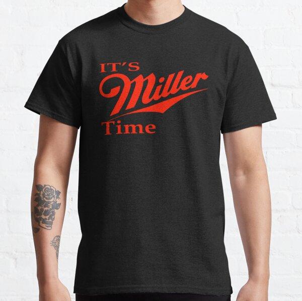 Miller Time Classic T-Shirt