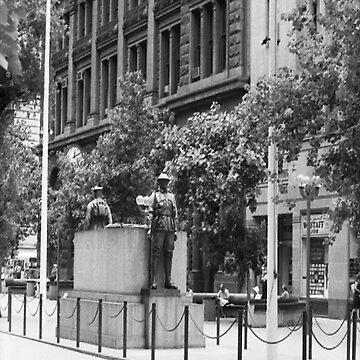 Centopath, Martin Plaza, Sydney, NSW. by chrisjoy