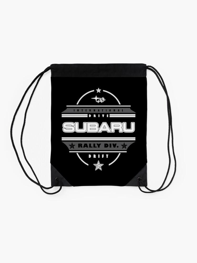 Alternate view of Subaru Premium  Drawstring Bag