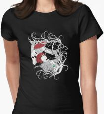 Ancient Magus Bride Chise and Elias  Women's Fitted T-Shirt