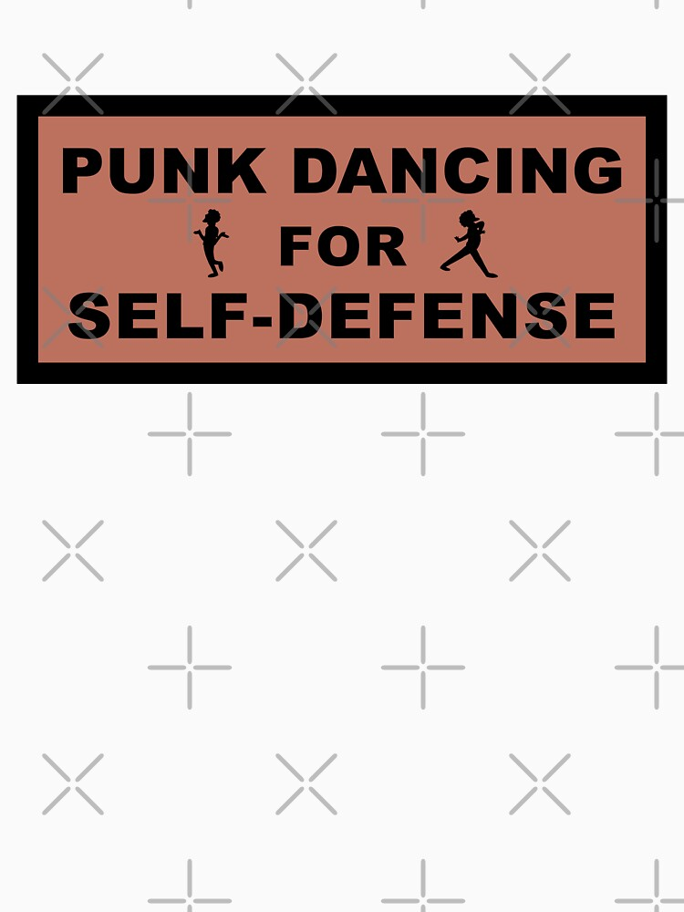 Punk Dancing For Self-Defense [Roufxis] by RoufXis