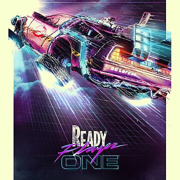 Ready Player One Future Odysey by cattrow