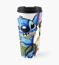 Lilo & Stitch Hula Travel Mug