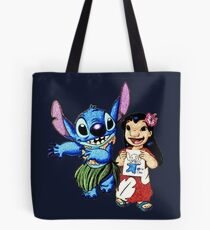 Lilo & Stitch Hula Tote Bag