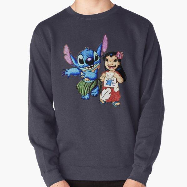 Lilo & Stitch Hula Pullover Sweatshirt