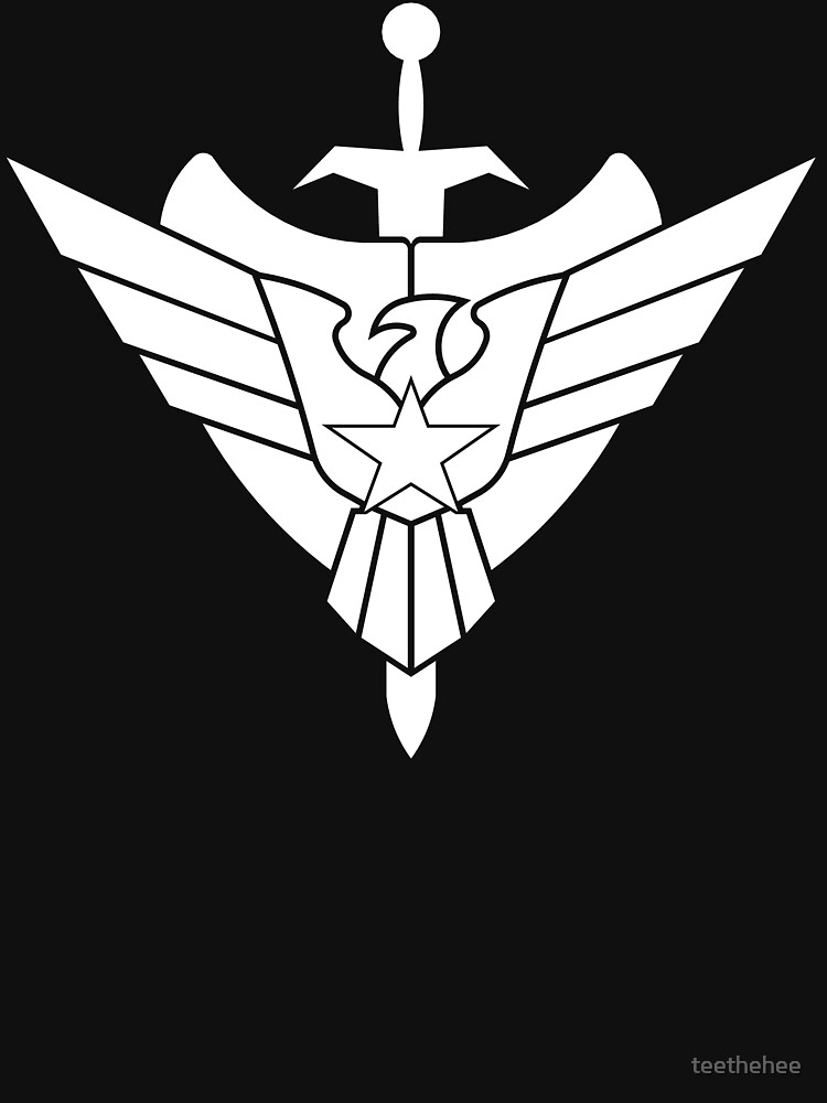 Command & Conquer Generals | USA Clean Emblem by teethehee