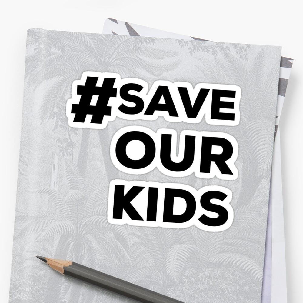 Save our kids by Nancy  Jones