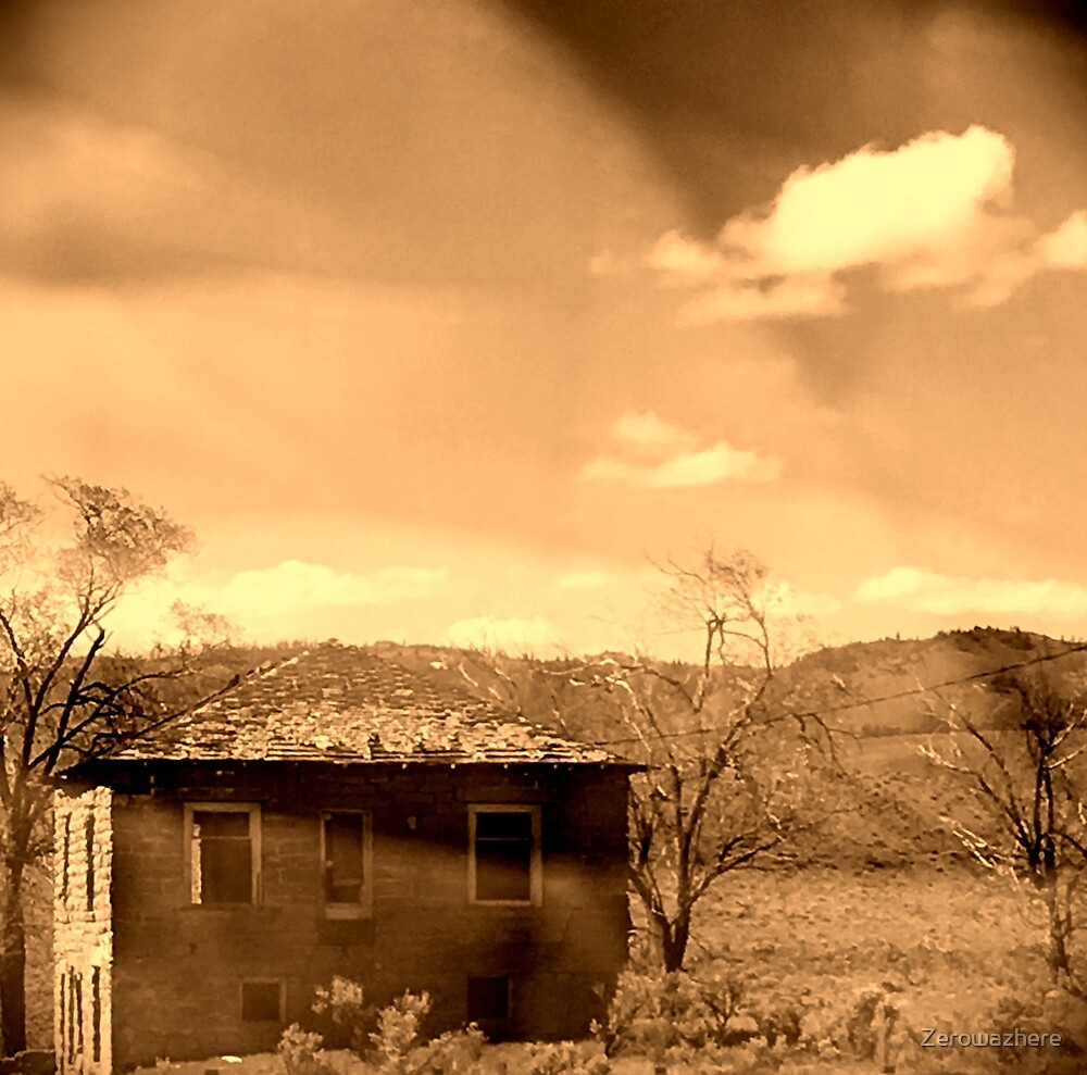 Rustic barn by Zerowazhere