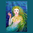 Shelley the Mermaid by Vickyh