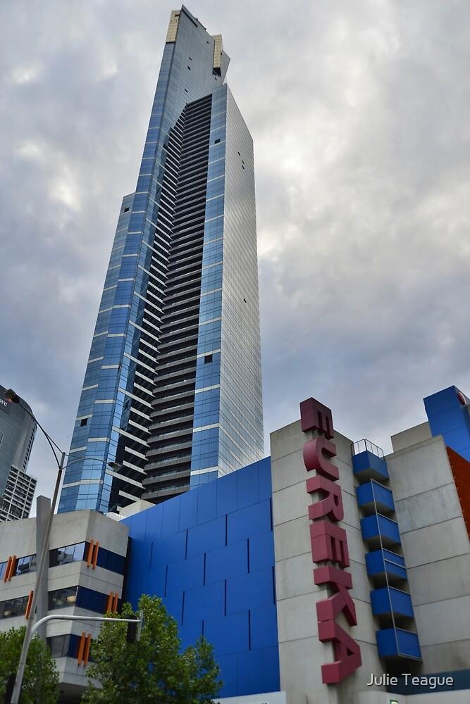 Eureka Tower Melboune by jooles1707