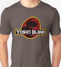 Yoshi's Island Jurassic Park T-Shirt