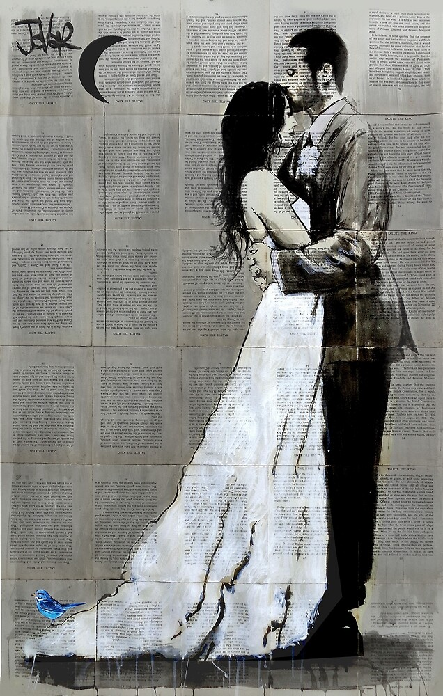 married by Loui  Jover