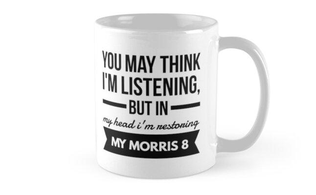 My Morris 8 by CharlyB