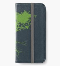 Earth Tree Classic iPhone Wallet/Case/Skin