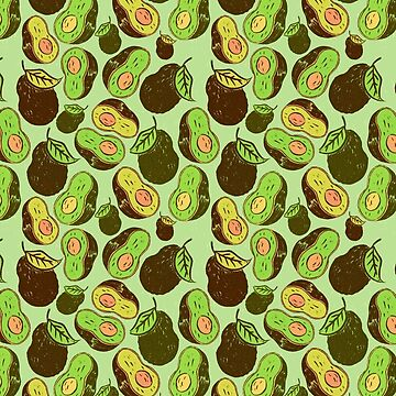Advocado pattern by exeivier