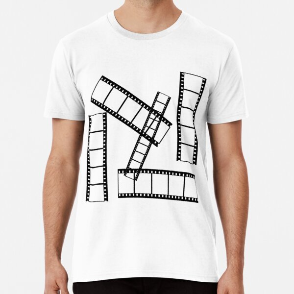 Movie Buff Premium T-Shirt