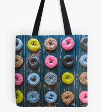 Donut Party (No Text) Tote Bag