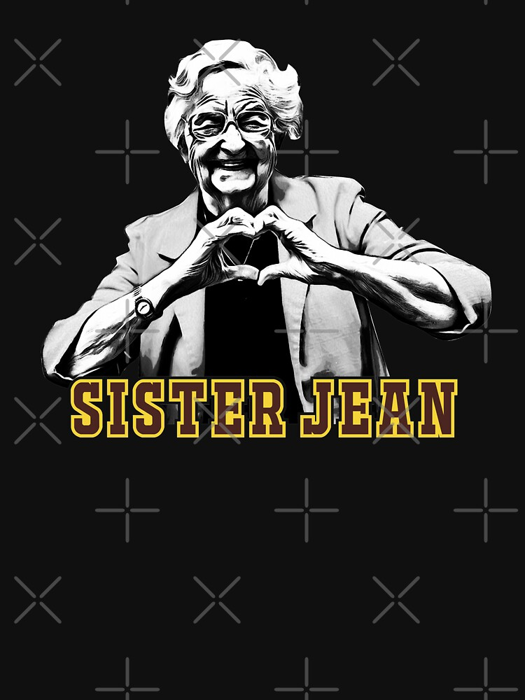 sister jean loyola chicago  by mbakbunga