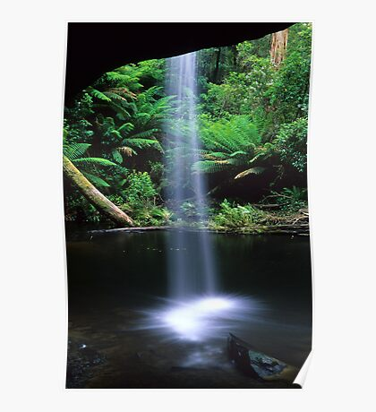 Lower Kalimna Falls Poster