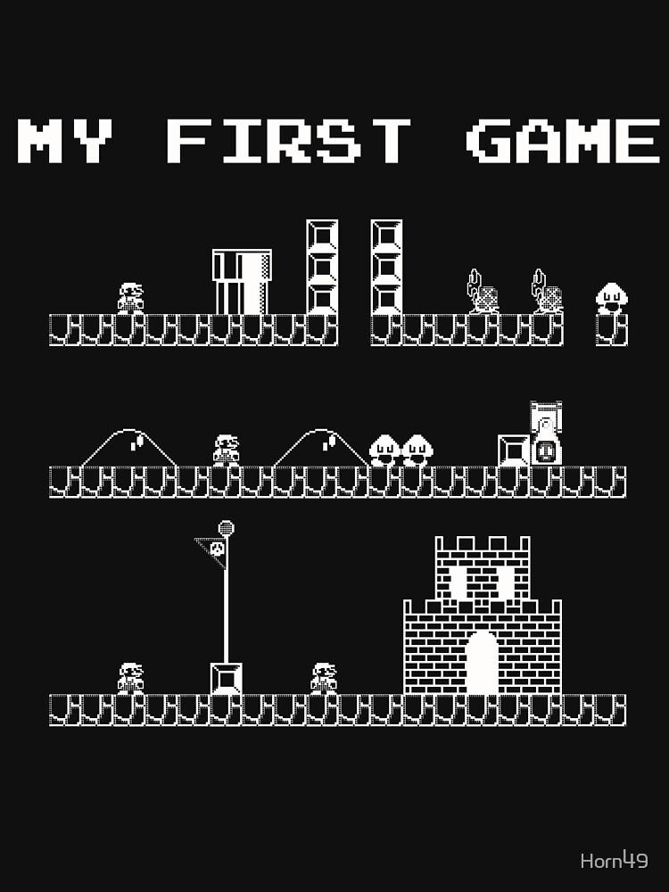 Funny Gamer  by Horn49