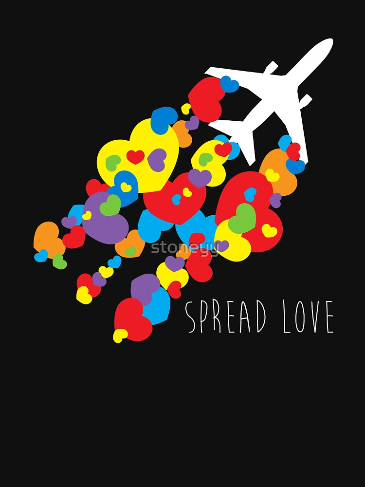 Spread Love by stoneyy