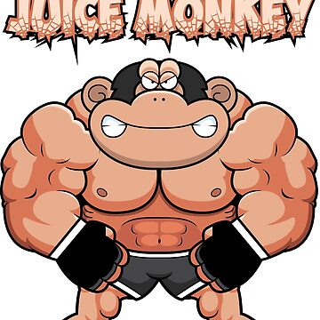 Juiced Monkey by Gorilla-Strong