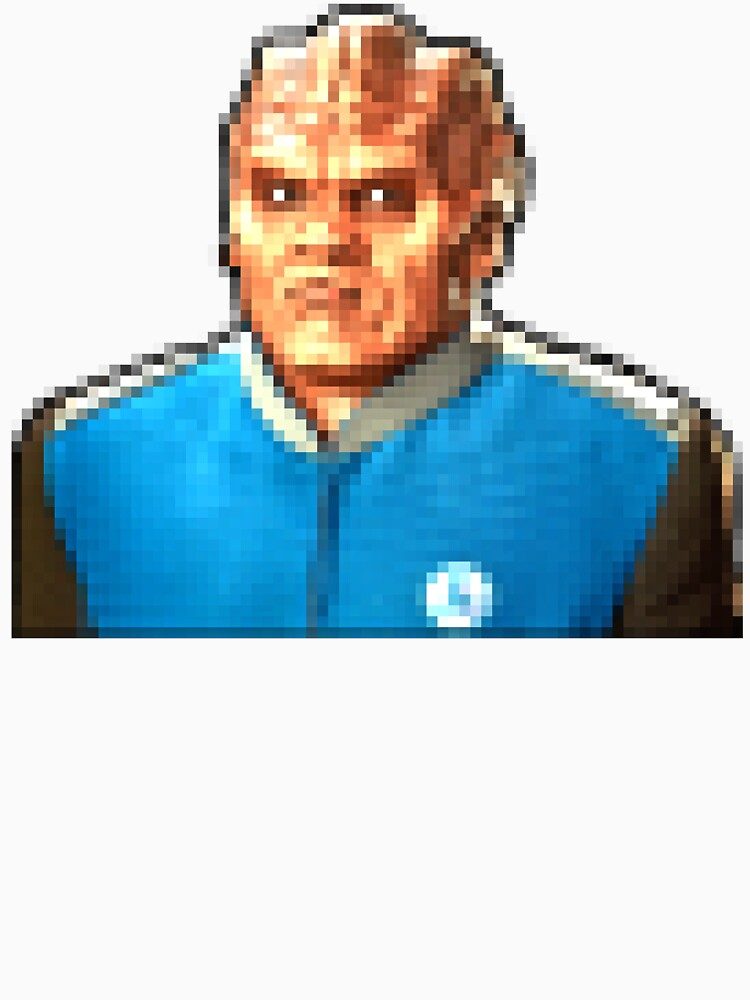 Just Bortus by normaniac77