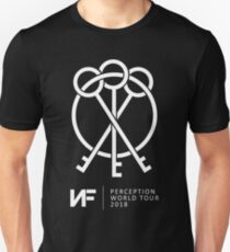 NF PERCEPTION WORLD TOUR Unisex T-Shirt