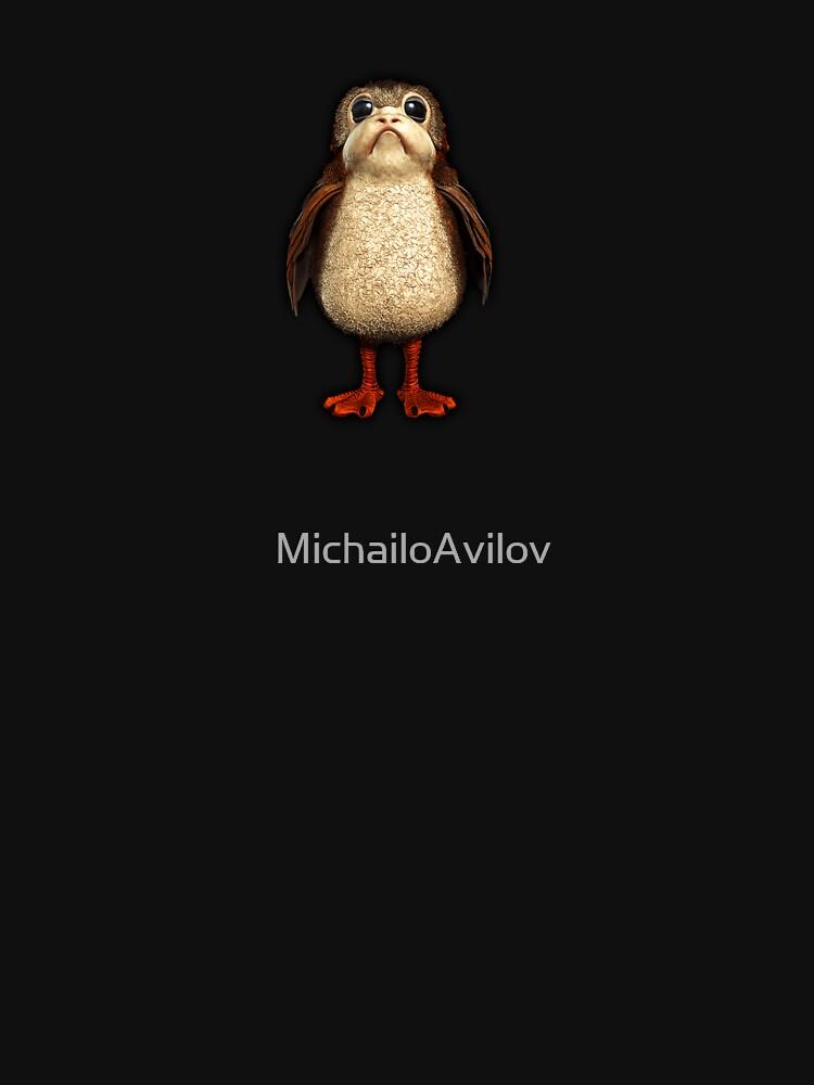 Star Wars — Porg by MichailoAvilov