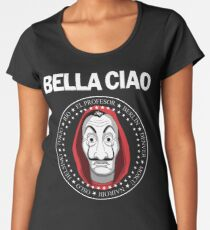Bella Ciao Women's Premium T-Shirt