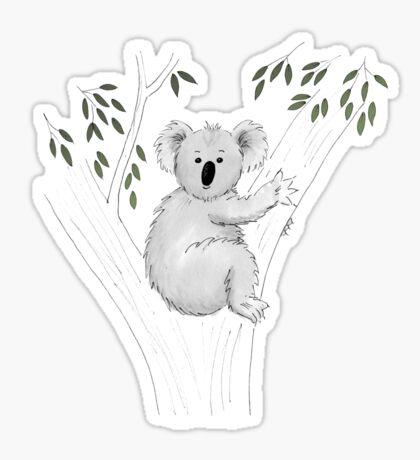 Koala Heaven Sticker
