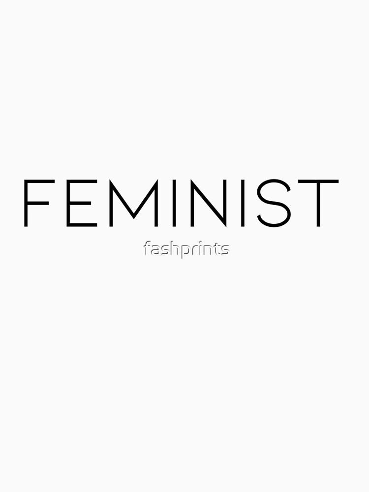 Feminist by fashprints