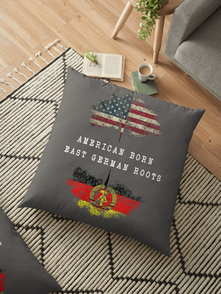 American Born, East German Roots  by jhussar