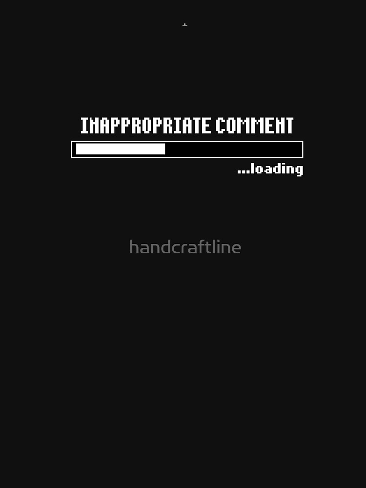 Inappropriate comment loading by handcraftline