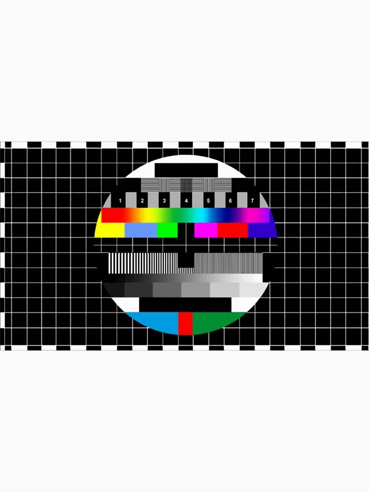 tv signal by -KRAFTWERK