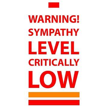 sympathy level low by Sledgehkg